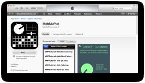 App Store上のMobMuPlat