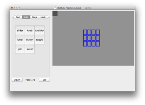 「grid」の追加